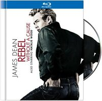 Rebel Without a Cause [New Blu-ray] Rmst, Digibook Packaging