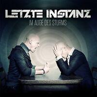 LETZTE INSTANZ Im Auge Des Sturms LIMITED CD Digipack 2014
