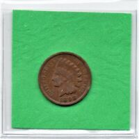 1898 Indian Head Cent USA as pictured