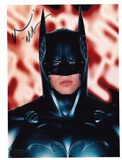 "VAL KILMER "" BATMAN""  AUTOGRAPHED 8 X 10 PHOTO FRAMED COA"