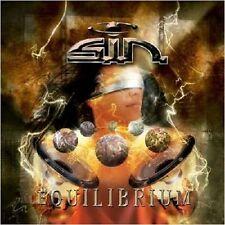 S.I.N. - Equilibrium CD