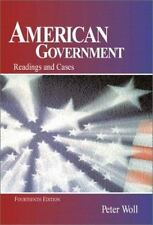 American Government: Readings and Cases (14th Edition), Peter Woll, 032107999X,