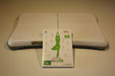 Nintendo Wii Fit Game with Balance Board