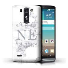 Étuis, housses et coques métalliques LG G3 pour téléphone mobile et assistant personnel (PDA) LG