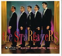 THE STARGAZERS - EPIC ROCK 'N' ROLL- Classic Jivin Rock n Roll CD (rockabilly)