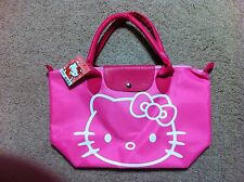 NEW Cute Hello Kitty Waterproof Hand Shoulder Shopping Bag Lady Girl Gift pink