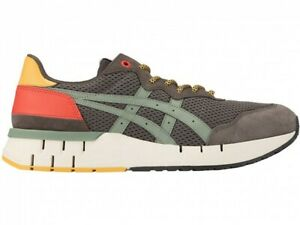 Asics Onitsuka Tiger REBILAC RUNNER 1183A530 Dark Sepia x Olive With shoe bag