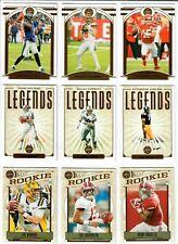 2020 Panini Legacy Football Base Legend Rookies You Choose BURROW TUA HERBERT ++