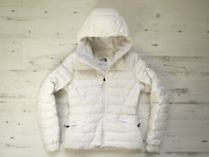 The North Face Moonlight Down 550 Women's Jacket S RRP£220 White ski coat