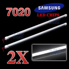 2PCS 50CM 7020 LED STRIP LIGHT BAR 12V AWNING CAMPING CAR UTE 4WD CAMPER BOAT
