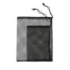 20 Pcs/Set Aquarium Filter Bag Fish Tank Mesh Zipper Bag Active Carbon Storage