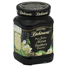 Dickinson's Pure Seedless Marion Blackberry Preserves 10oz