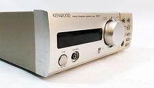 Kenwood R-SE7 Classe Un Mini Amplificateur Tuner-Argent/champagne Livraison Gratuite Au Royaume-Uni
