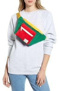 Herschel Supply Co SEVENTEEN HIPSACK Belt Bag Colorblock Retro Unisex