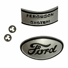Emblem For Ford New Holland 2N; 9N,,