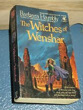 Witches of Wenshar by Barbara Hambly FREE SHIPPING 0345329341