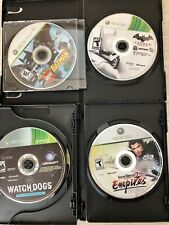 Xbox 360 Games Bundle - 4 Game Lot Bundle