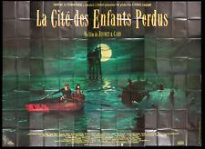 LA CITE DES ENFANTS PERDUS Affiche Cinema 400 x 300 cm Movie Poster Ron Perlman