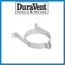 """DURAVENT DirectVent Pro - 4"""" x 6 5/8"""" Galvanized Wall Strap  #46DVA-WS"""