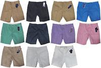 Ralph Lauren Purple Label Mens Blue Black White Brown Khaki Cotton Deck Shorts