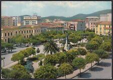 AA3761 Eboli (SA) - Piazza Francesco Spirito - Cartolina postale - Postcard