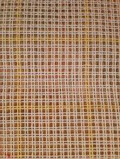 Brand New 4 HPI latch hook rug making canvas 67.5cm X 67.5cm