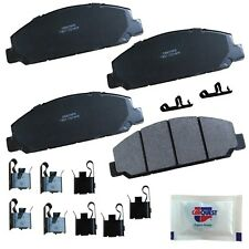 FLD827 Carquest Disc Brake Pad-line Severe Duty Brake Pads Front