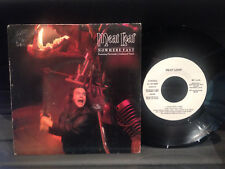 """MEAT LOAF NOWHERE FAST PROMO SPANISH 7"""" SINGLE"""