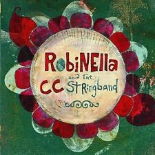 ROBINELLA AND THE CC STRINGBAND CD - BLUEGRASS - 2003 - NEW SEALED