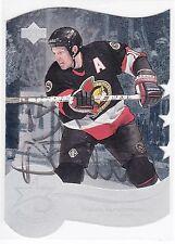 Daniel Alfredsson, 1997-98, Upper Deck Three Star Selects, Autographed, #14A