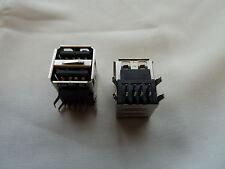 2 USB Conectores PCB Soporte Dual Ordenador Reparar PC (152)