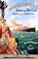HAPAG Hamburg-Amerikanische Packetfahrt Hamburg hist. Aktie 1936 Schifffahrt