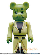 BEARBRICK MEDICOM STAR WARS Film PEPSI Bar Yoda Figur Sammlerstuck A189