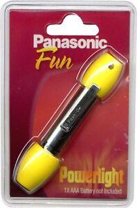 Panasonic Fun Torch 1xAAA POWERLITE