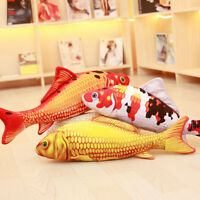 Large Fish Plush Soft Baby Toys Doll Giant Pillow Stuffed Animals Birthday Gift