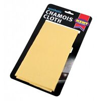 Kent Synthetic Chamois Cloth On Card, 500grm