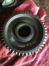 Massey Ferguson Tractor 165 Main shaft Transmission Gear PN:15518
