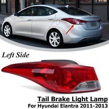 Rear Left Side Outer Tail Light Brake Lamp For Hyundai Elantra 2011 2012 2013