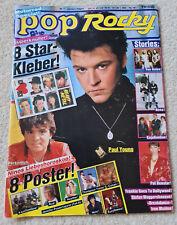 Pop Rocky 7 / 28.03.1984 Paul Young, Van Halen, Nena, Pat Benatar, Kajagoogoo..