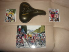 Lance Armstrong signed Bike Seat