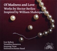 Of Madness and Love / Hector BERLIOZ / (1 CD) / NEUF