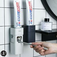 Bathroom Toothpaste Dispenser Fully Automatic Dust-Proof Toothpaste Squeezer