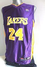 T- SHIRT NBA BASKETBALL ANGELES LAKERS KOBE BRYANT 24, Size XL BALONCESTO