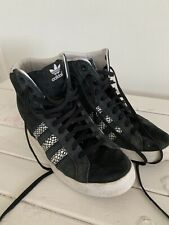 Adidas High Tops Size 6/39