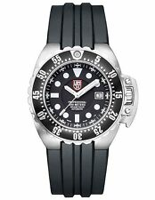 Luminox Men's 1512 Deep Dive Automatic Black Dial Polyurethane Strap 44mm Watch