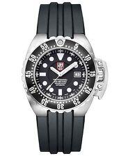 Luminox Men's 1512 Deep Dive Automatic Black Dial Polyurethane Strap 44mm Watch
