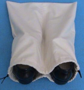 Handmade Travel Shoe Bag Storage Bag Eco-Friendly with Middle Divide