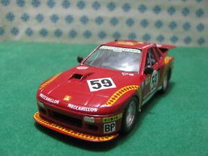 Porsche 924 Turbo Scuderia Mecarillos - 1/43 Tab Kit Craft