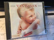 VAN HALEN 1984 RED TARGET CD Made In Japan