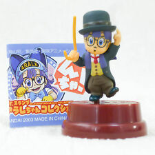 Dr. Slump Arale chan Morning Costume Miniature Figure Bandai JAPAN ANIME MANGA